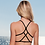 Thumbnail: KAWIA - Sporty Webbed Back Top