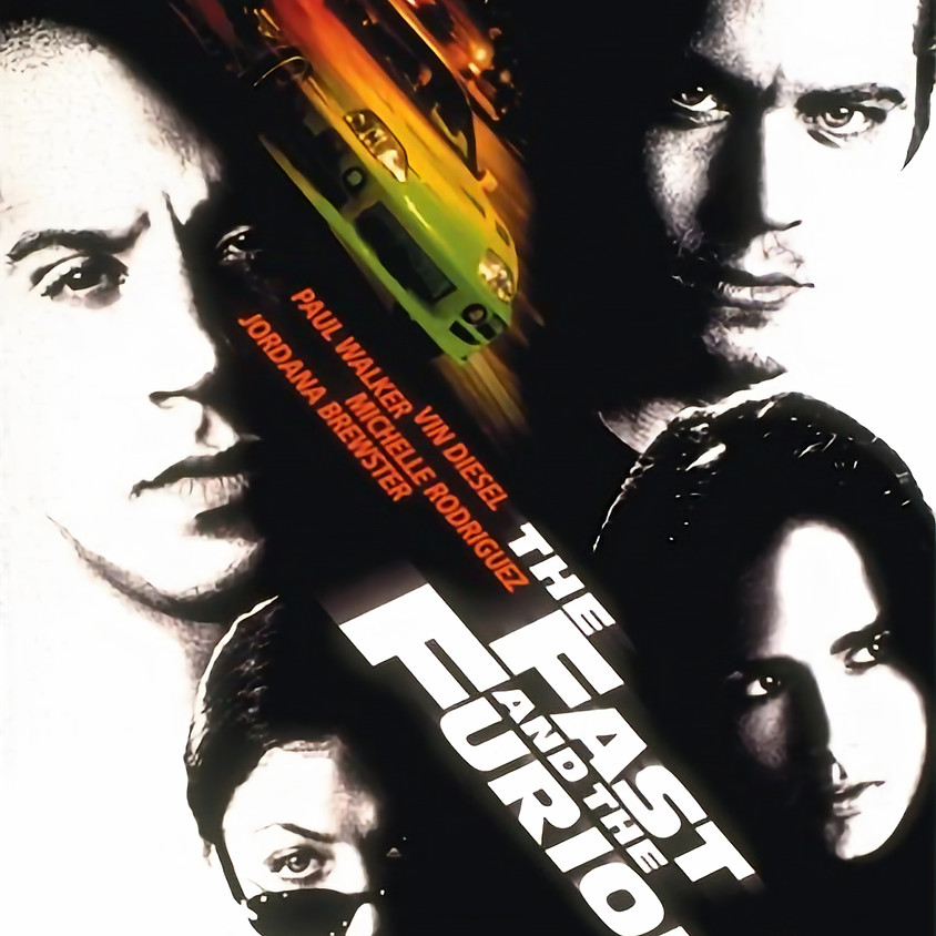 The Fast and the Furious                                                                       © Universal Pictures