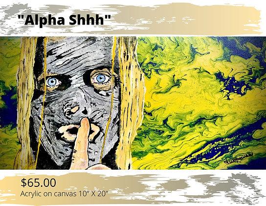 Alpha SHHHH
