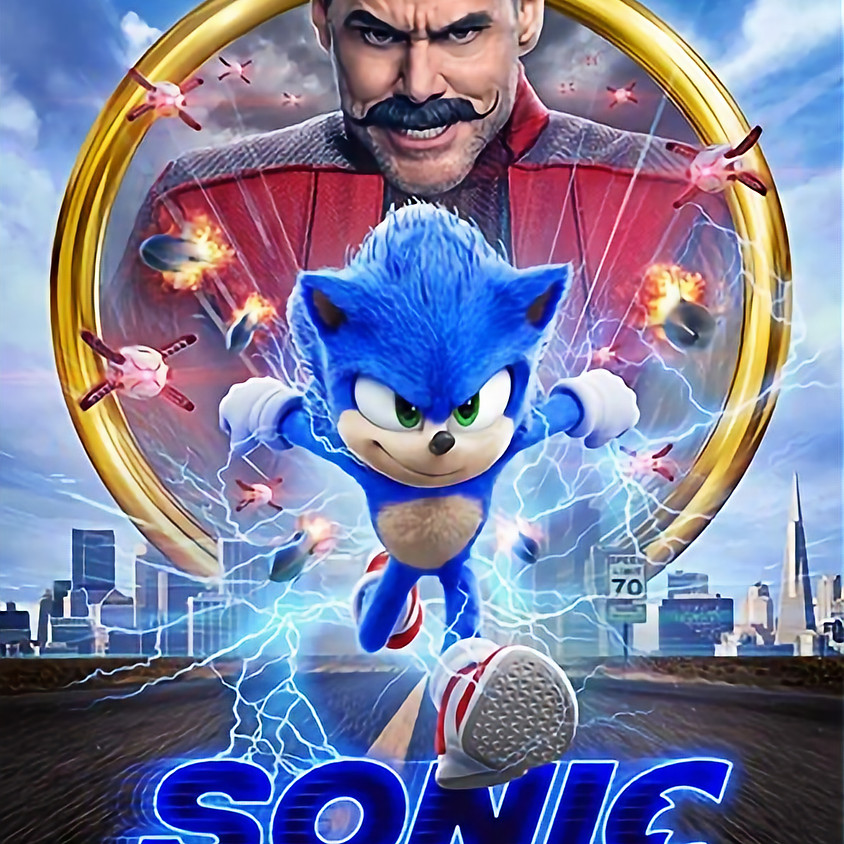 Sonic the Hedgehog                                              © Paramount Pictures
