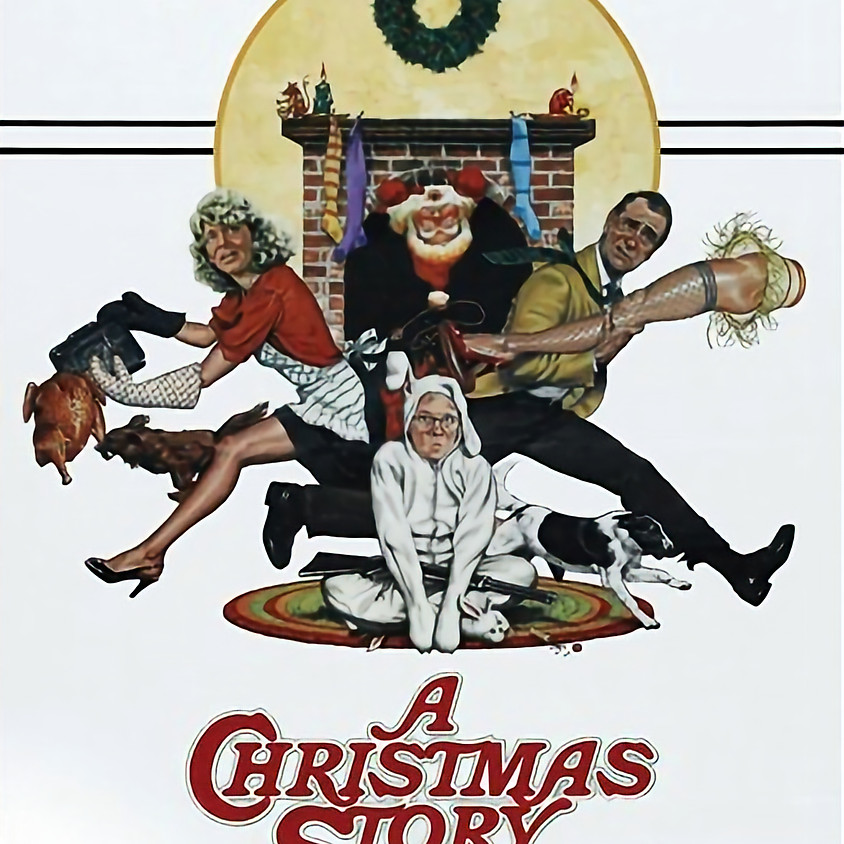 A Christmas Story                                              © Warner Bros