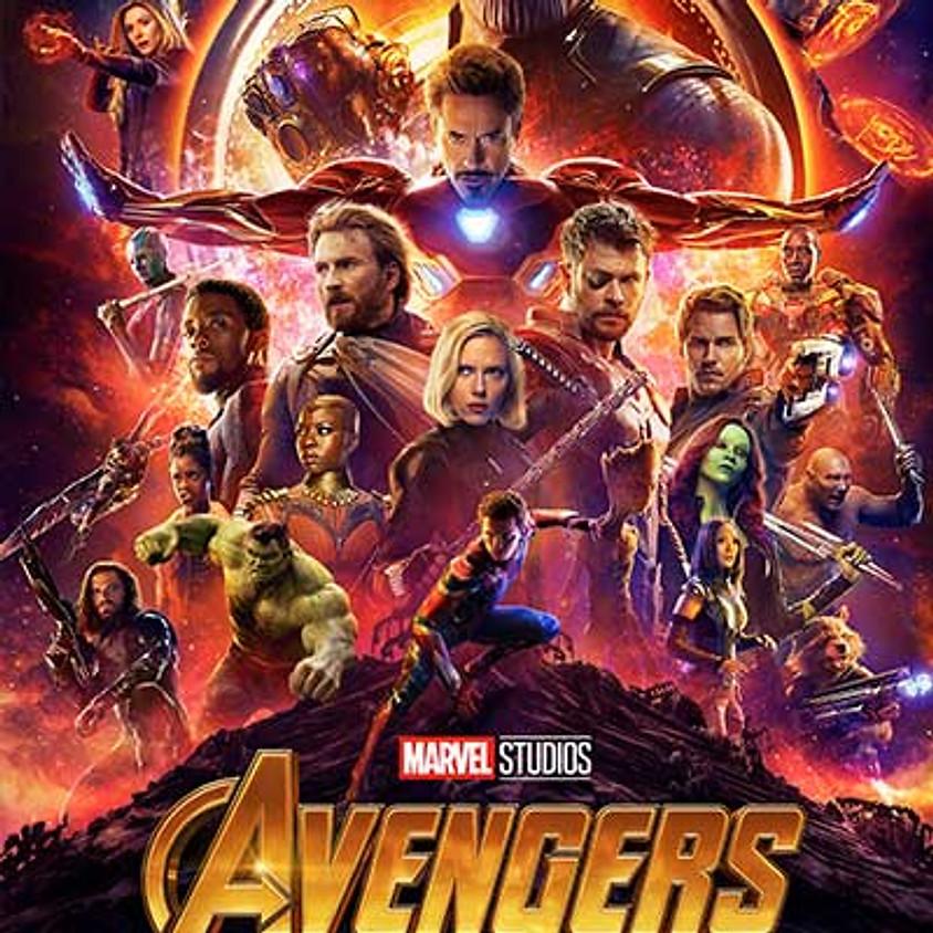 Avengers Infinity War                                                                   © Marvel Studios