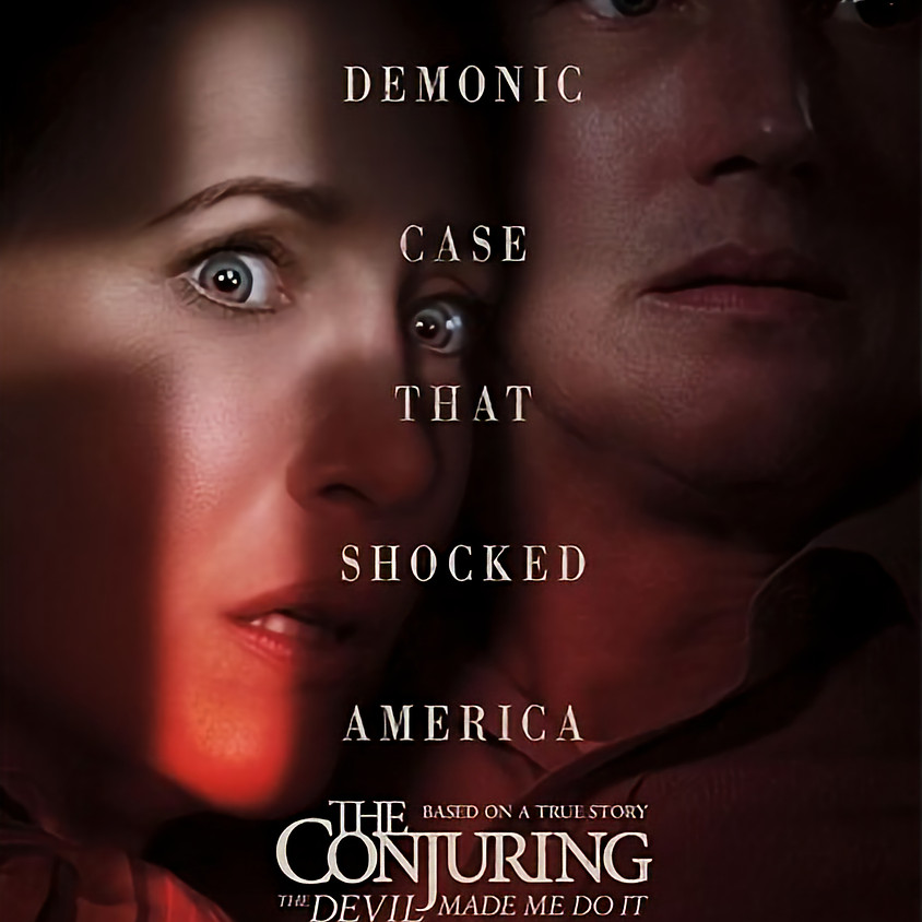 The Conjuring: The Devil Made Me Do It                            © Warner Bros