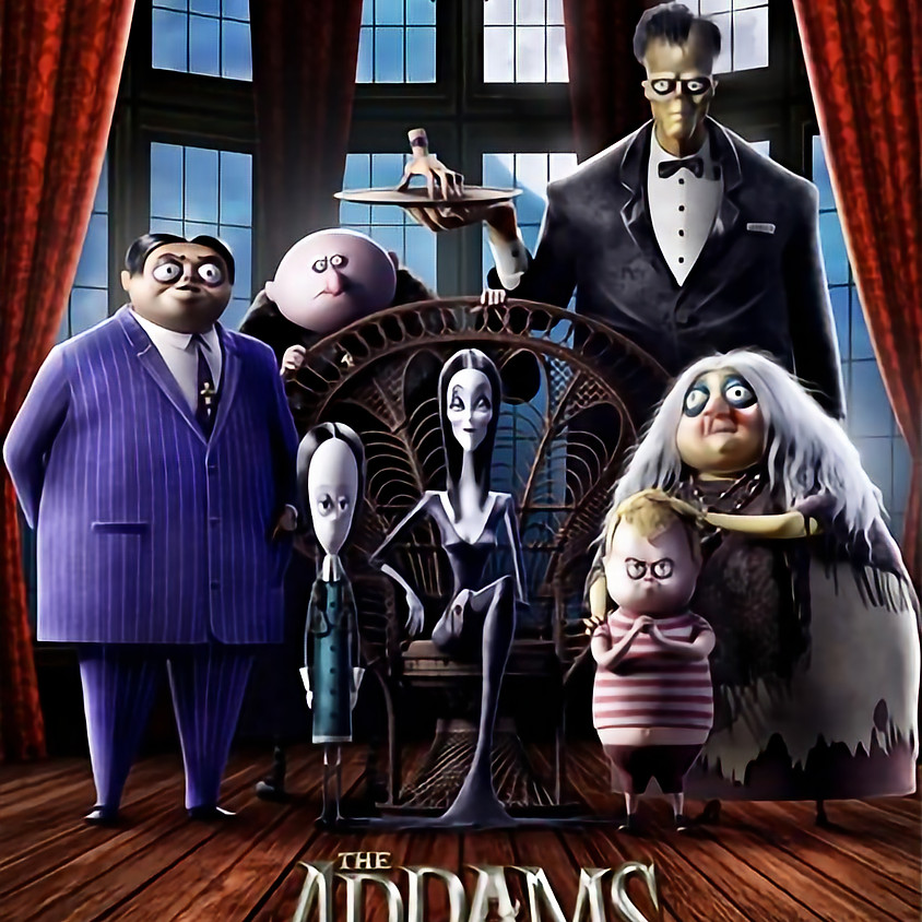 The Addam's Family                            © Universal Pictures