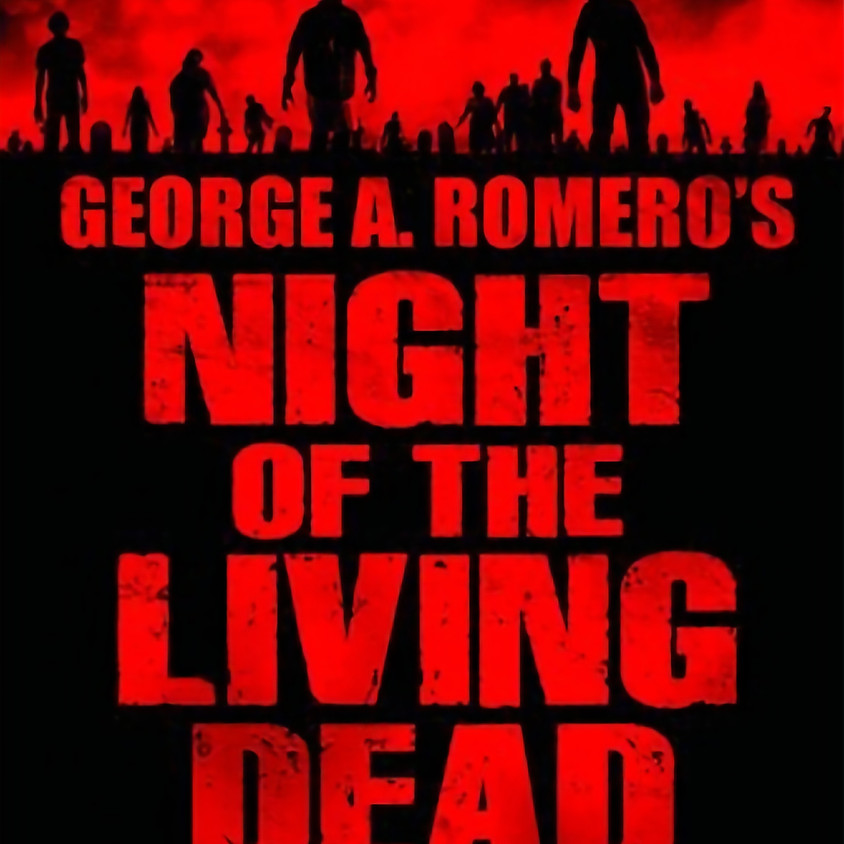 Night of the Living Dead - MOVIE ONLY