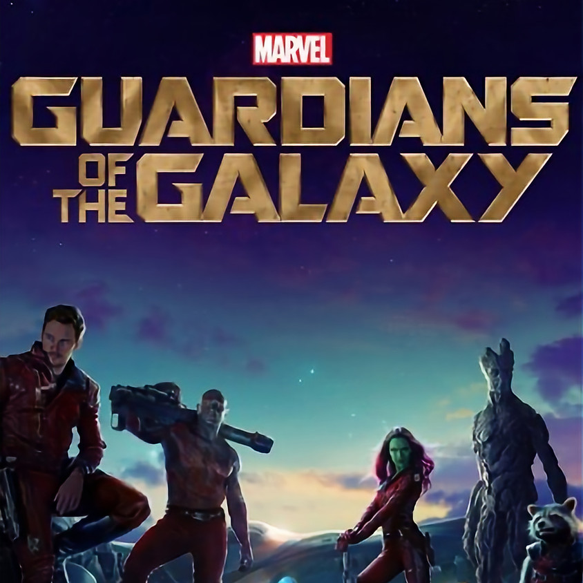 Guardians of the Galaxy                                                      © Marvel Studios