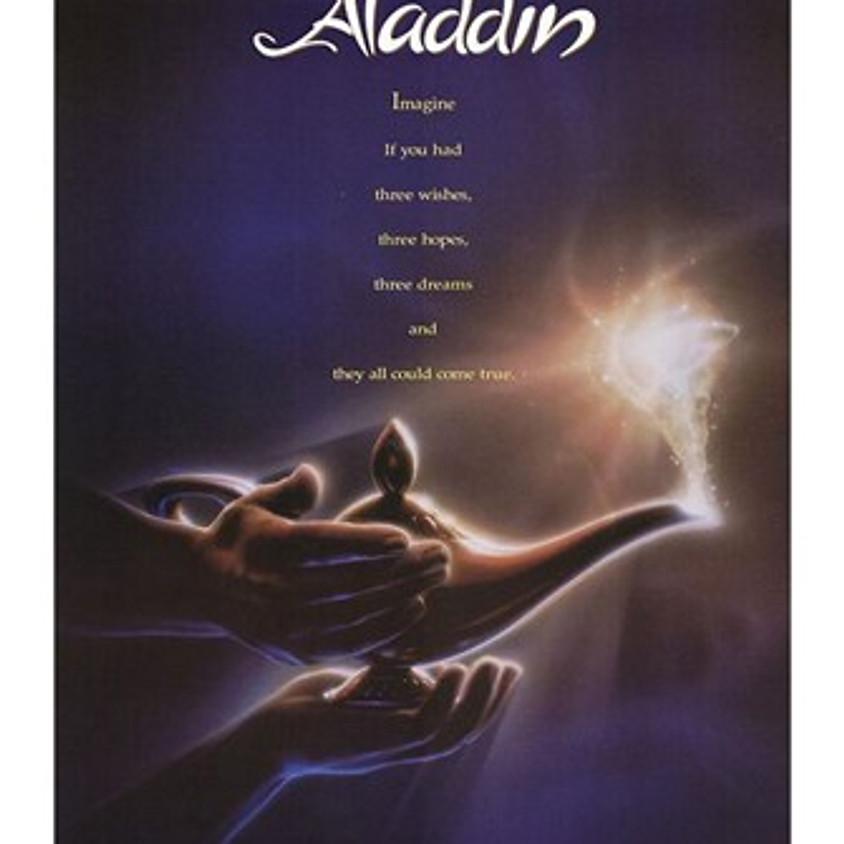 Aladdin (animated 1992)                                              © Walt Disney Pictures