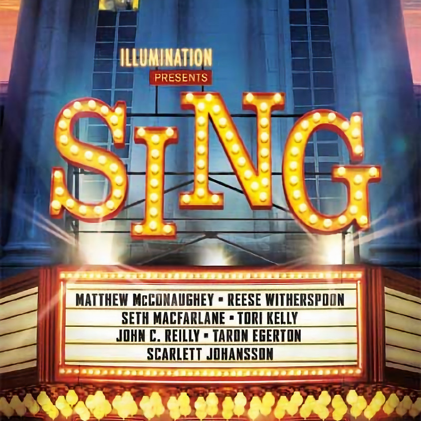 Sing                      © Universal Pictures