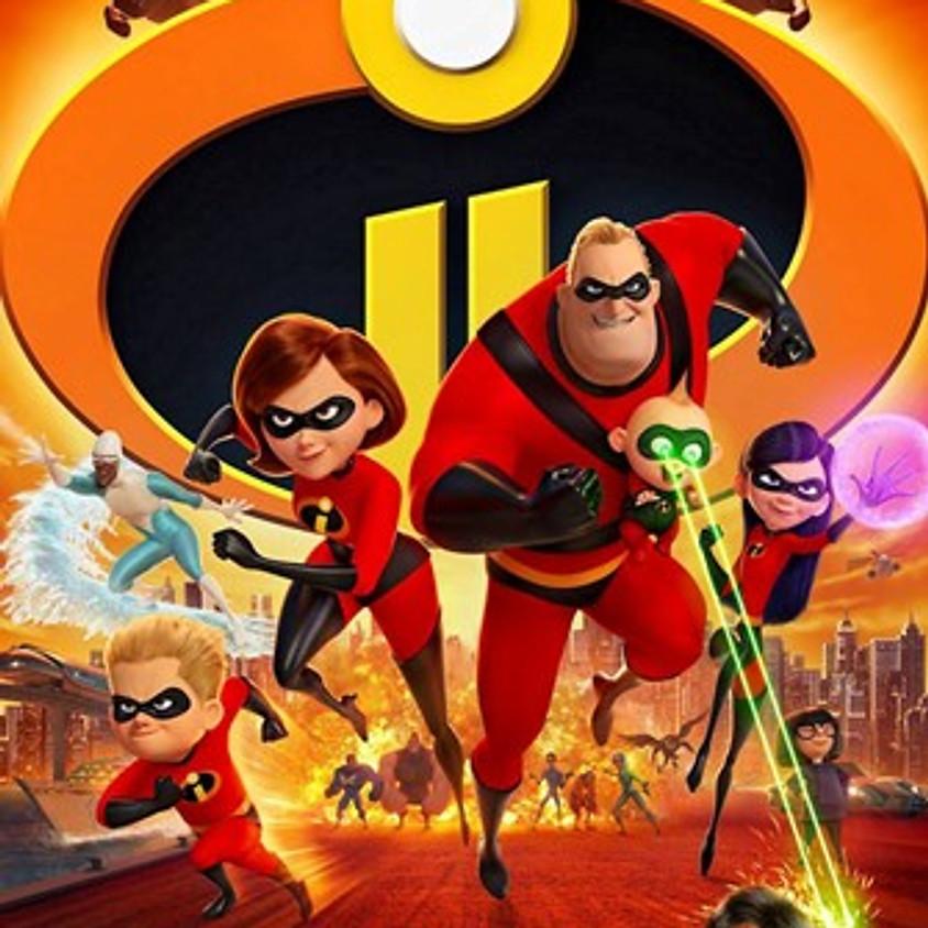 The Incredibles 2                            © Disney Pixar