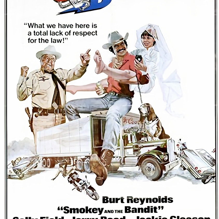 Smokey and the Bandit                                                                        © Universal Pictures