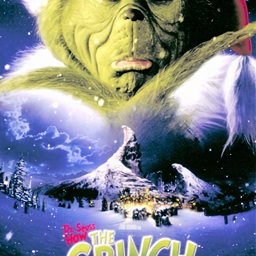 Dr. Seuss' How the Grinch Stole Christmas                                              © Universal Pictures