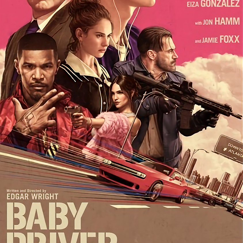 Baby Driver                                                                  © Columbia Pictures Industries Inc.