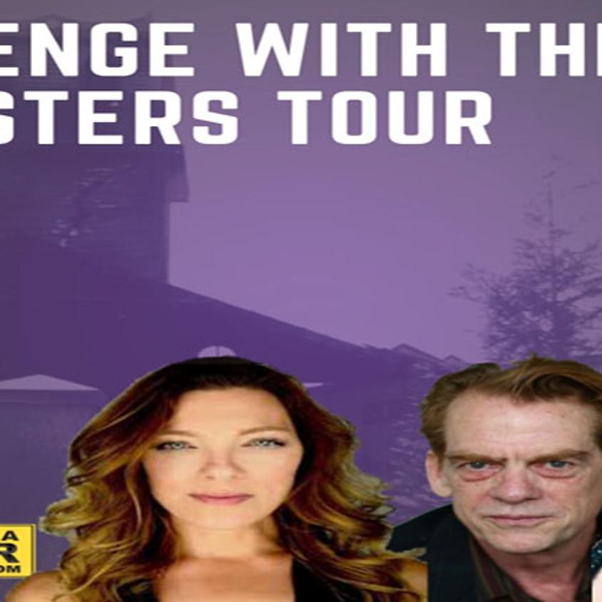 SCAVENGE W/ THE HEAPSTERS TOUR & GROUP PHOTO