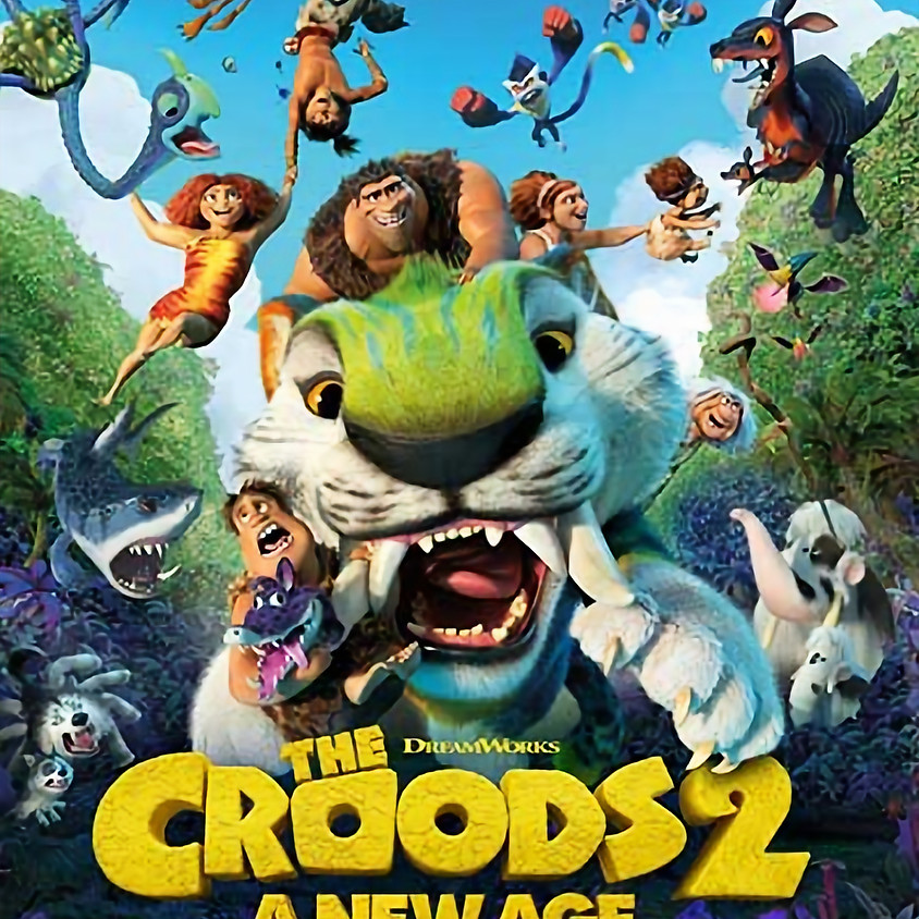 The Croods: A New Age                              © Universal Pictures