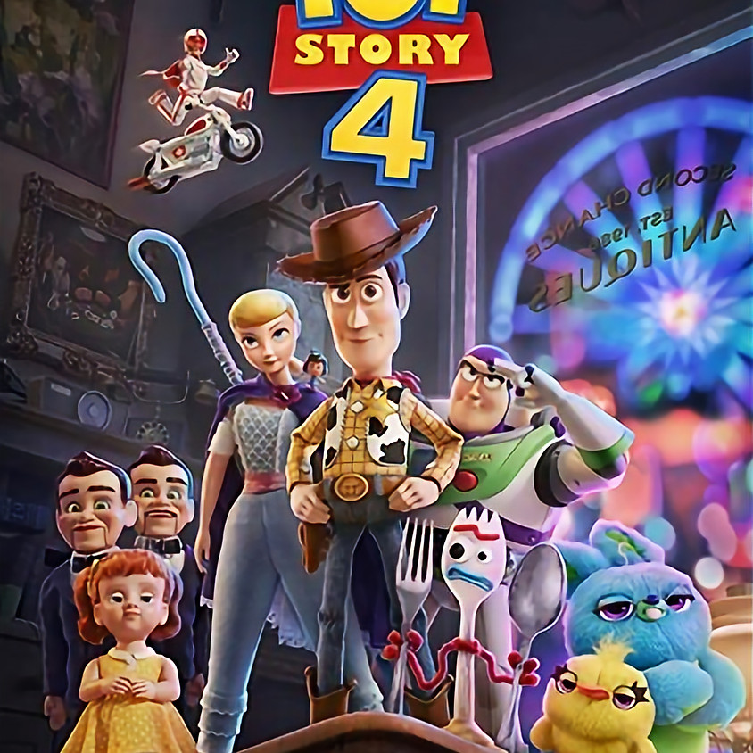 Toy Story 4                            © Disney Pixar