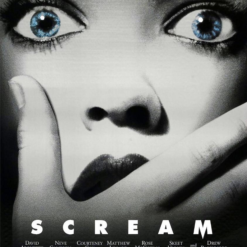 Scream                                                                  © Miramax Films