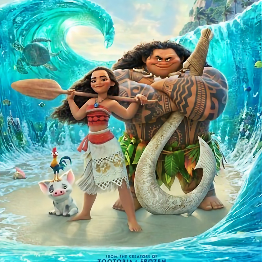 Moana                            © Walt Disney Pictures