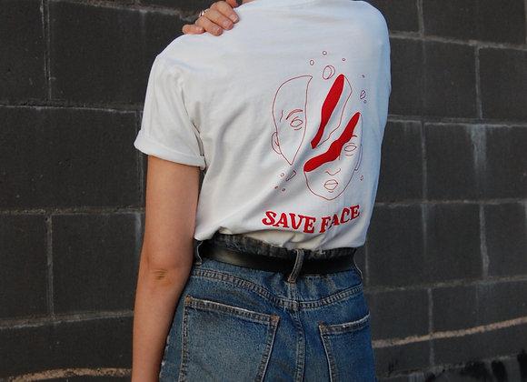 Save Face T-Shirt