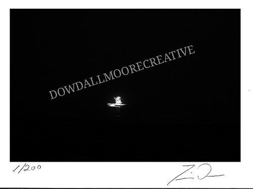 Boat in Darkness