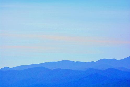 Blueridge Mountains