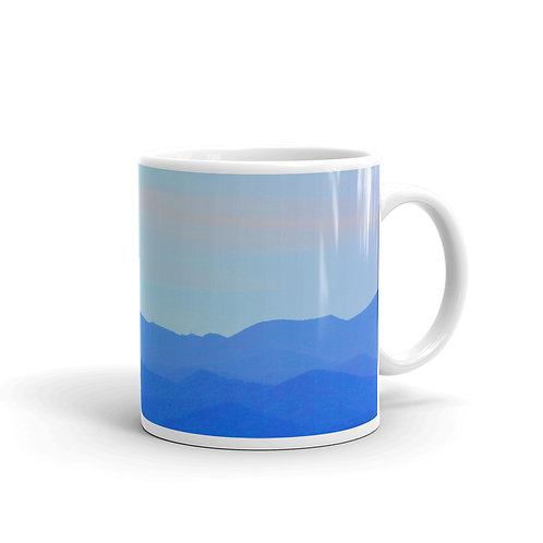 Blueridge Mountains Mug