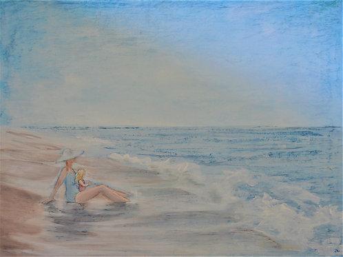 Splashing in the Waves
