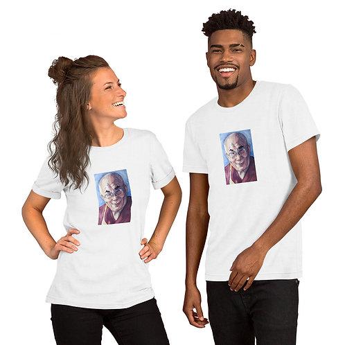 Dali Lama Short-Sleeve Unisex T-Shirt