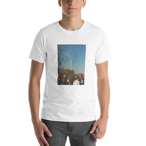 The Vietnam Veterans Memorial Unisex Premium T-Shirt copy