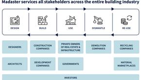 Bygg som materialbank bidrar til en mer sirkulær byggebransje