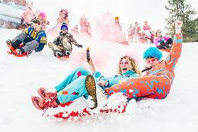 Provibers Snowbombing Fesival Host Games