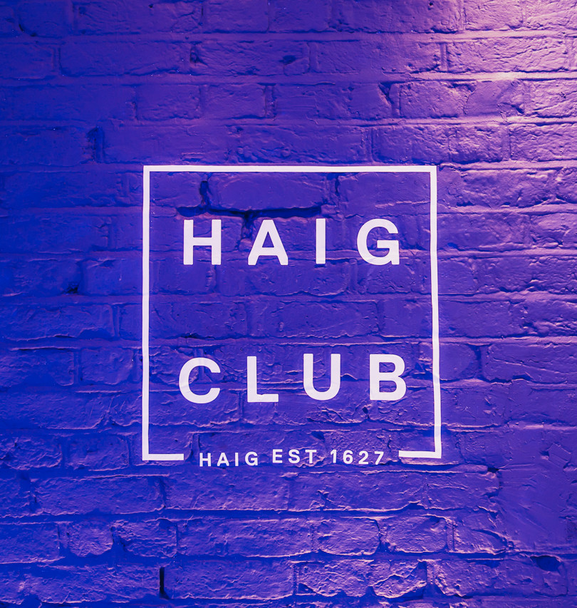 Haig House Party Soho Diageo