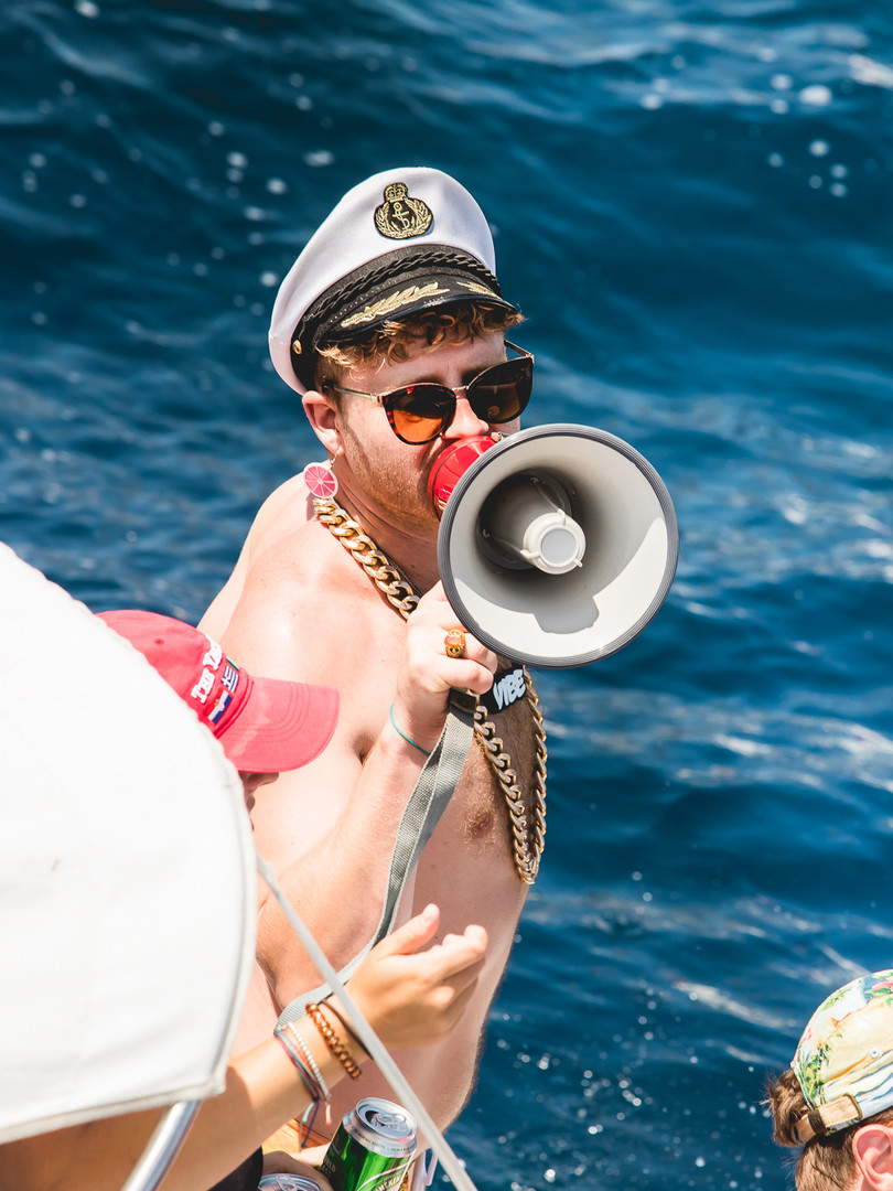 The Yacht Week Croatia Festival The Provibers Games Party Host