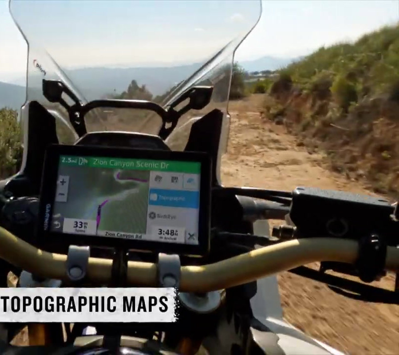 Garmin Zumo XT Motorbike Sat Nav.mp4