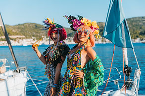 The Yacht Week Provibers Croatia Festival Host Game