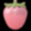 3D-Erdbeere