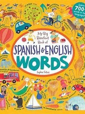 Big Book of Spanish & English Words