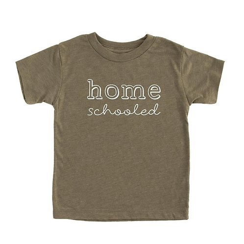 Home Schooled Youth T-shirt