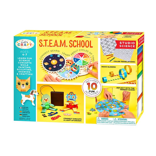 STEAM School Deluxe Studio Kit