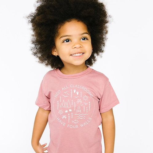 Not All Classrooms Youth T-shirt