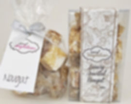 Bite sized Mini Nougat Gifts
