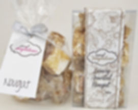 Bite sized Mini Nougat Gifts