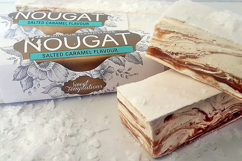 Salted Caramel Nougat Bar 65g