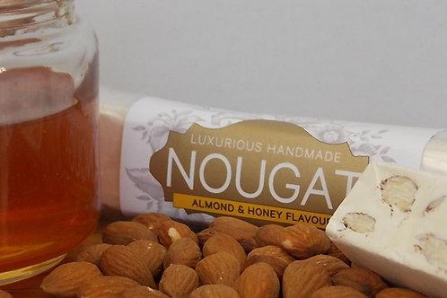 Almond & Honey Nougat Bar 65g