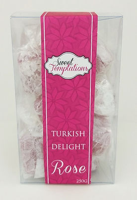 Turkish Delight 250g Box
