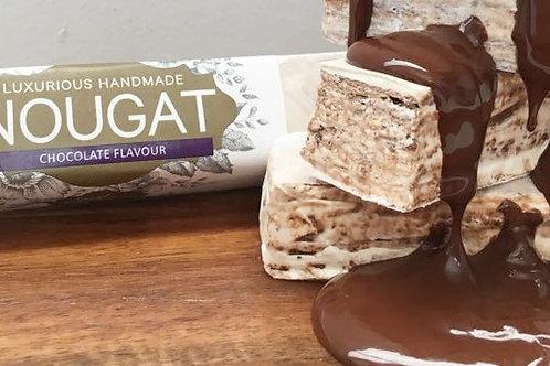 Dark Chocolate Nougat Bar 65g