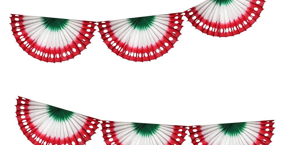 Abanico tricolor
