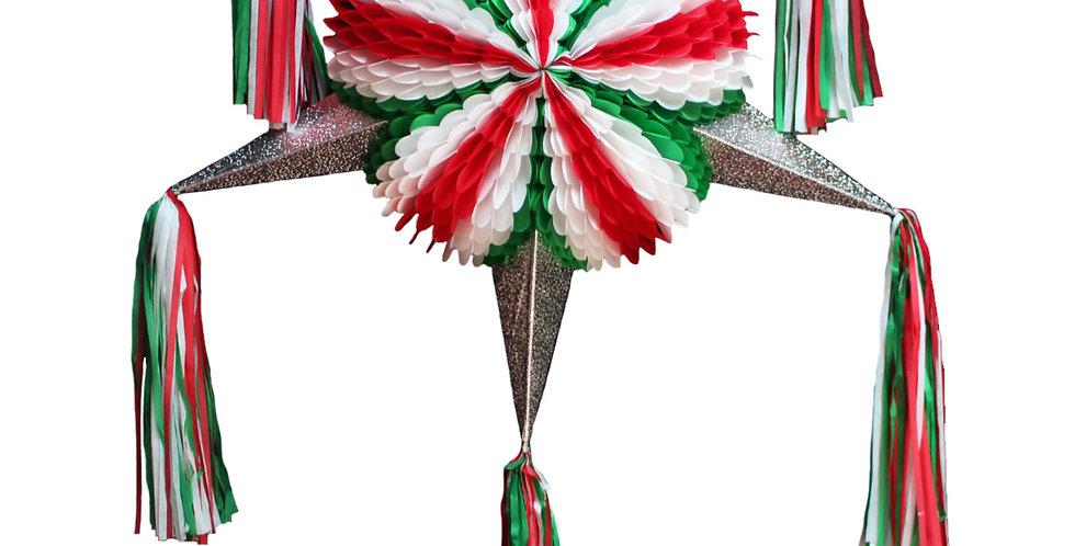 Piñata mágica (Tricolor)