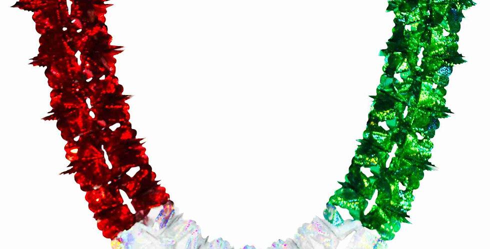 Gusano gigante tricolor