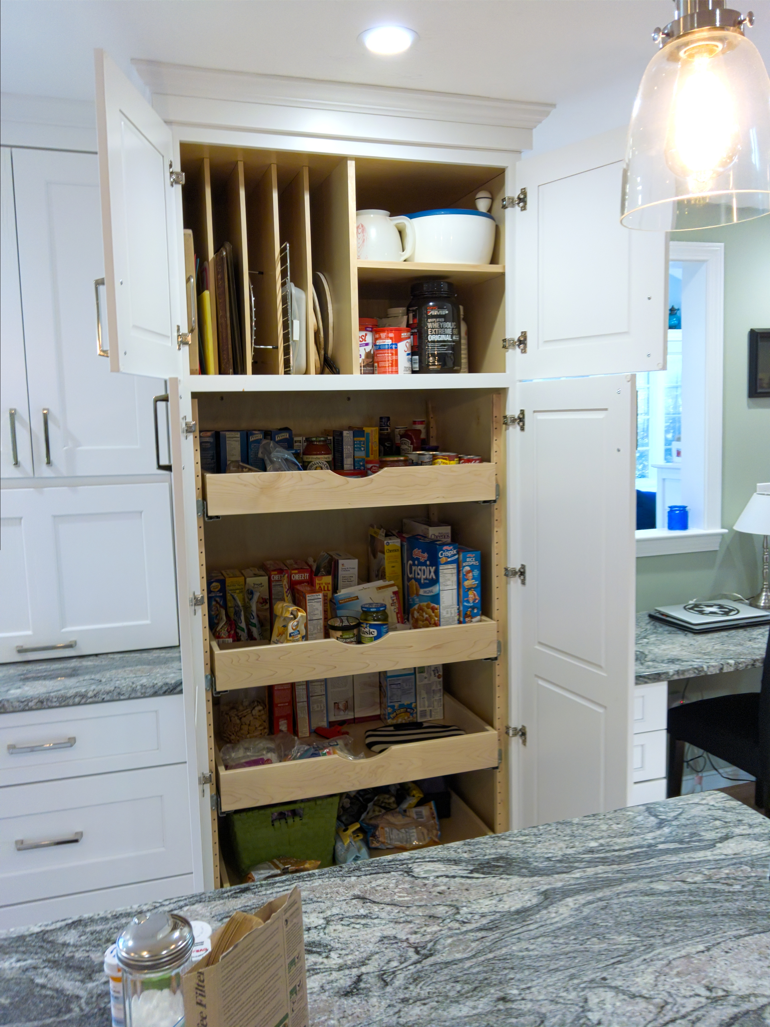 Full Pantry Cabinet