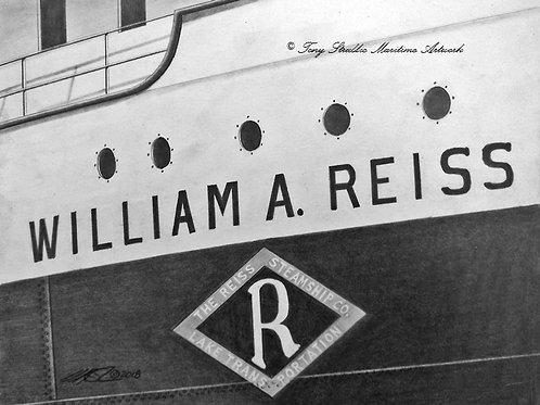 William A. Reiss